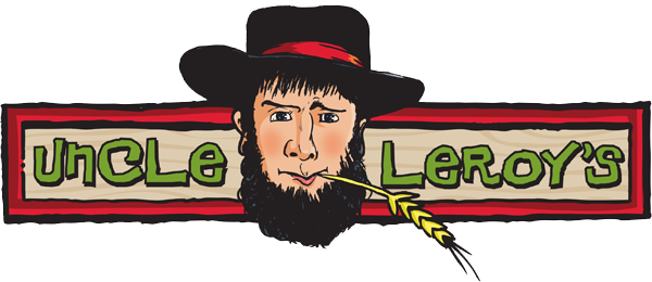 Uncle Leroys Logo Amish