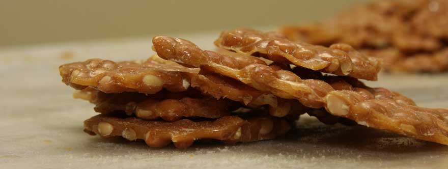 Uncle Leroys Peanut Brittle